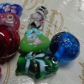 11 Perline in Vetro