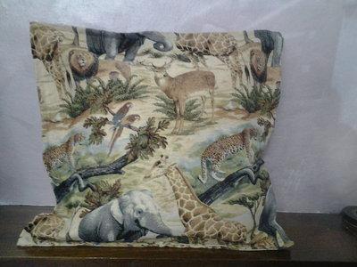 cuscino safari