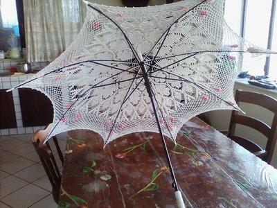 ombrello uncinetto