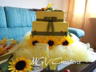 WEDDING CAKE - MODELLO SISSY