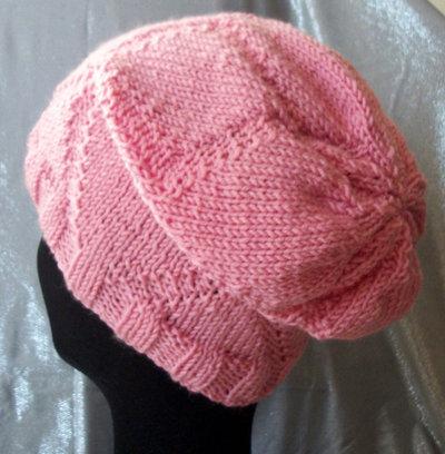 Cappello Modollo - Rosa