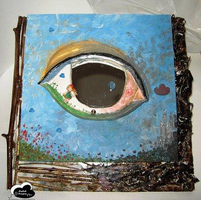 Mirando tras tus ojos