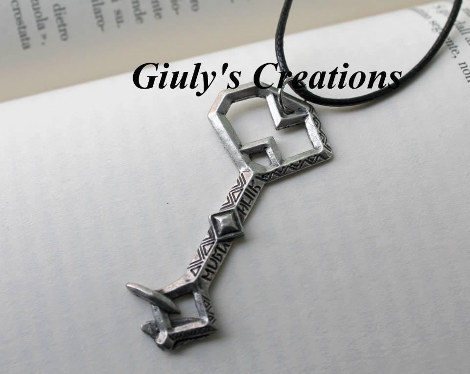 Collana con - la Chiave di Thorin Lo Hobbit