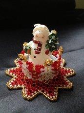 Candelina Babbo Natale
