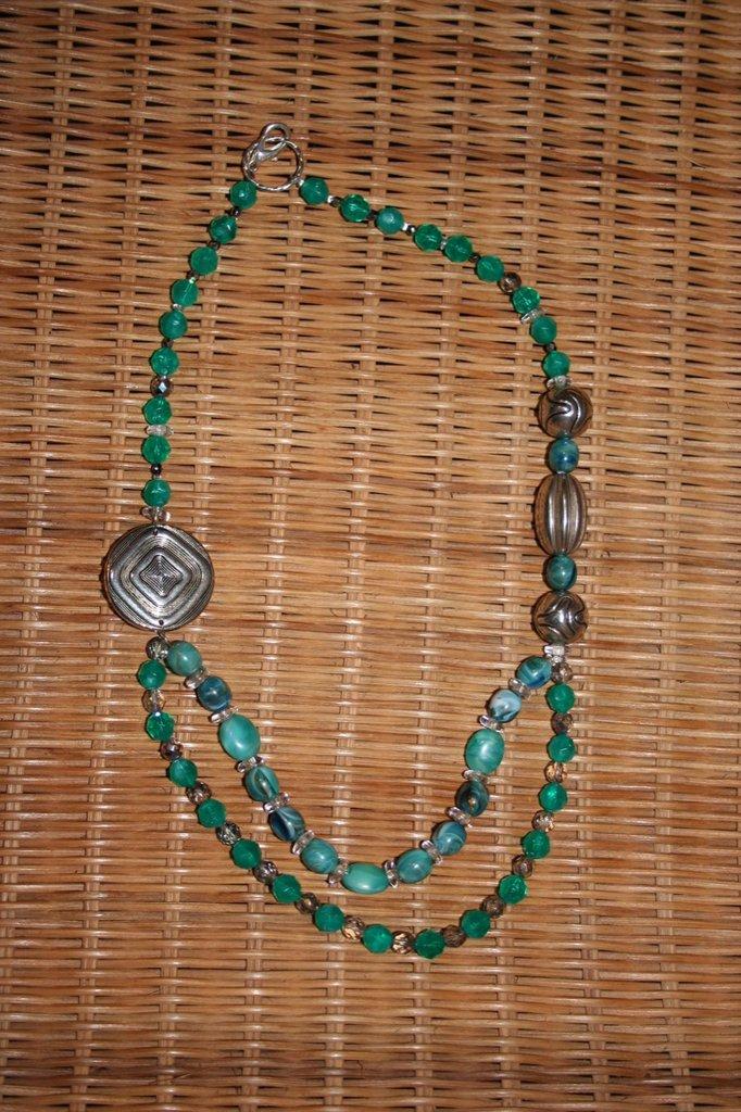 collana verde