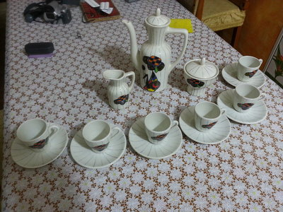 Servizio da caffè da 6