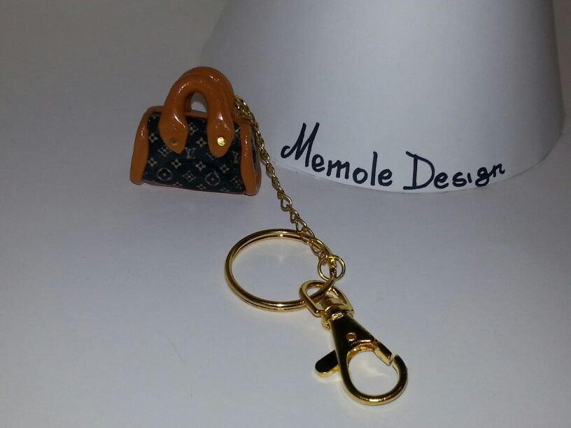 portachiavi borsetta Memole Design