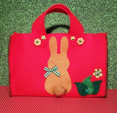 Pasqua Collection^^ - Borsetta Coniglietto PortaOvetti&Dolcini^^ - RabbitVersion