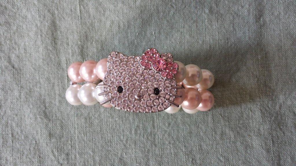 Braccialetto Hello Kitty
