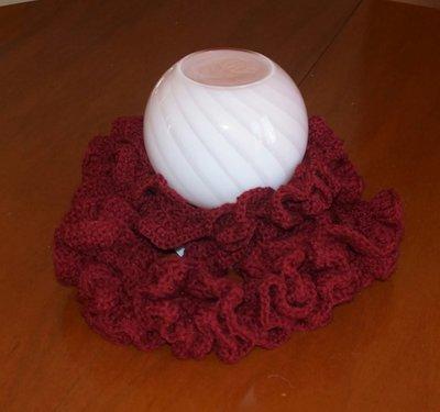 sciarpa lana, bordeaux