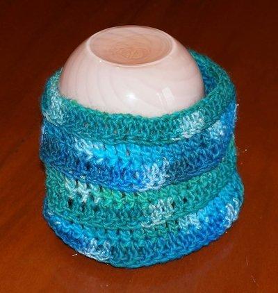 collo lana multicolor