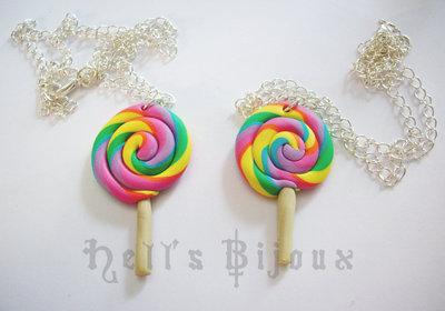 Rainbow Lollypops!