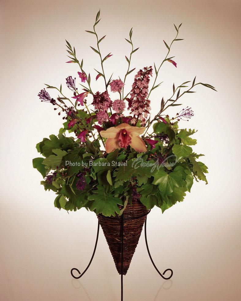 FILE jpg scaricabile - composizione floreale