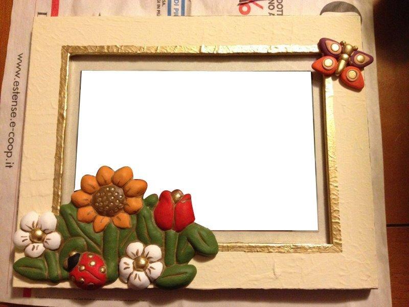 Cornice effetto thun fiori - Thun oggetti per la casa ...