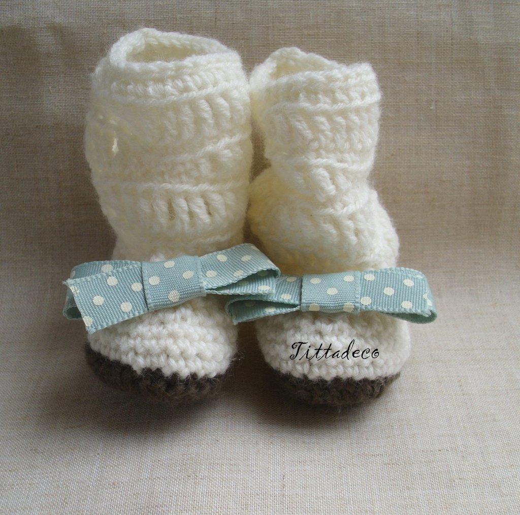 Scarpine per neonato