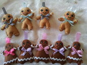 portachiavi biscotti ginger