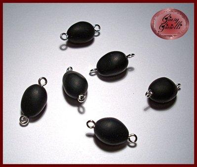 Perle-connettori fatti a mano
