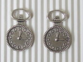 6 charms orologio, 24x14mm
