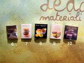 Lotto minilibri dolci