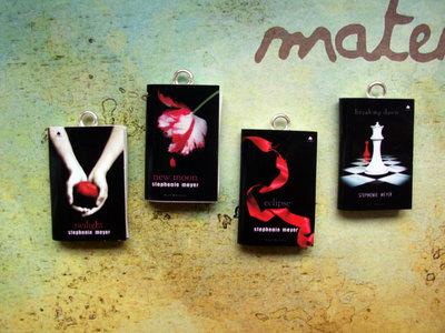 4 Minilibri Twilight