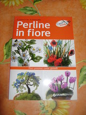 LIBRO DI PERLINE IN ITALIANO PERLINE IN FIORE