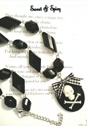 """THE PIRATE'S DAUGHTER"" CAMMEO NECKLACE"
