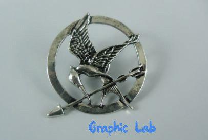 Spilla Hunger Games ghiandaia imitatrice