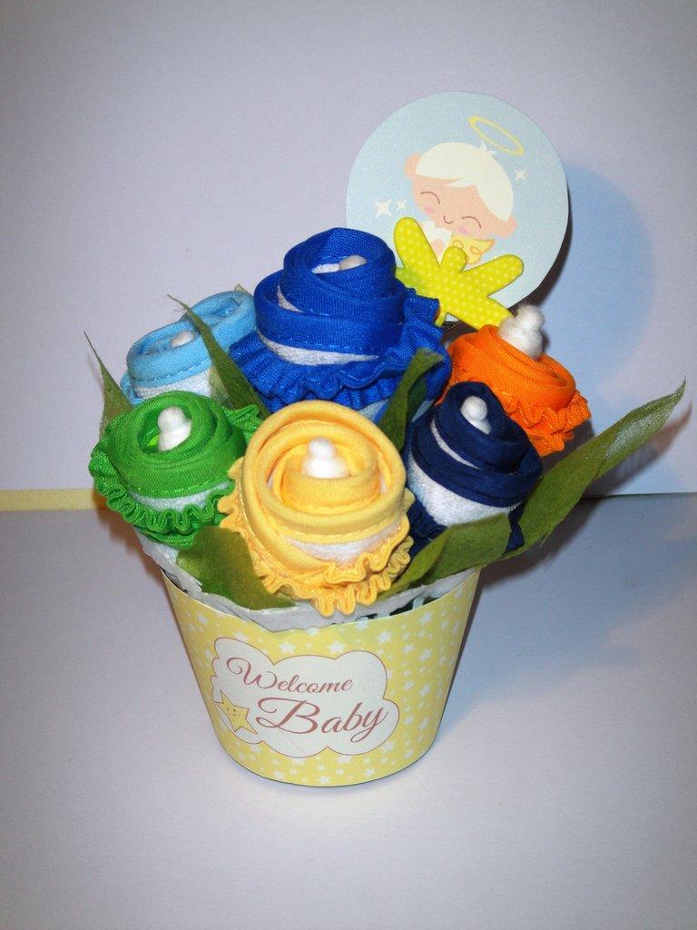 Bouquet di bavaglini