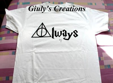 T-shirt Always Harry Potter