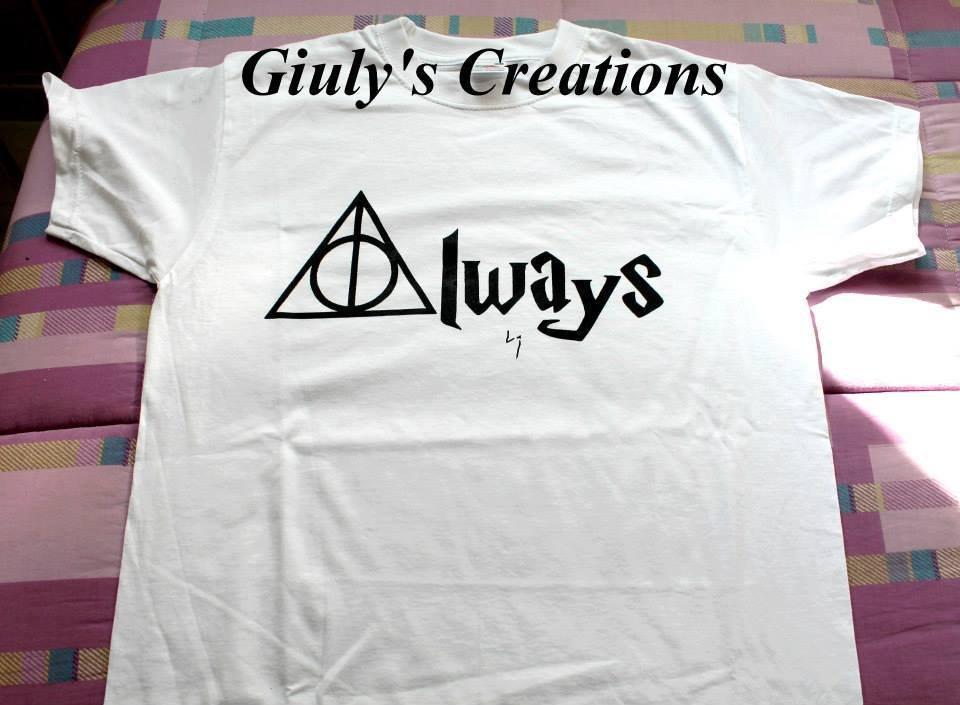 T-shirt Always Harry Potter