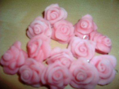 charms lotto di 10 - porcellana a freddo