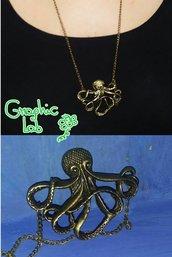 Collana Octopus Pirati dei Caraibi