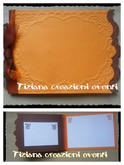partecipazioni arancione