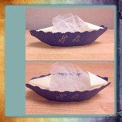Barchette portariso origami tema mare