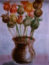Quadro di fiori