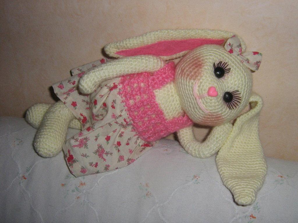 Coniglietta Vanitosa.