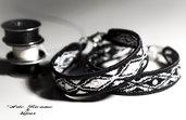 Bracciali della felicità in pizzo Macramè by Arte ricamo & bijoux