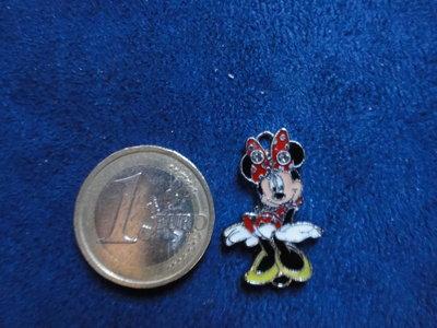 Ciondolo Minnie con strass