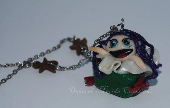 Ulla - l'elfa che salta fuori dai pacchetti regalo!