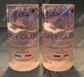 Bicchieri Grey Goose Bottiglia Vodka Tumbler glass vaso