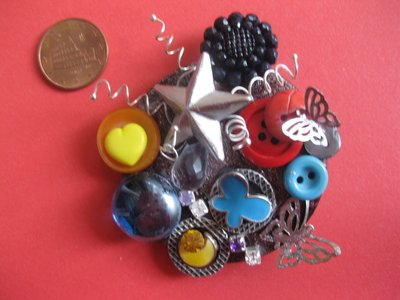 Collezone Pins Patchwork