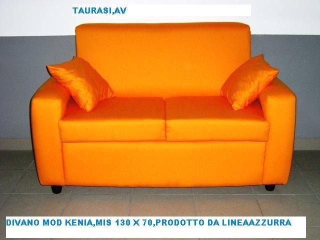DIVANO MODELLO KENIAMIS 1250X65X85 ALT,DISP,TUTTI I COLORI