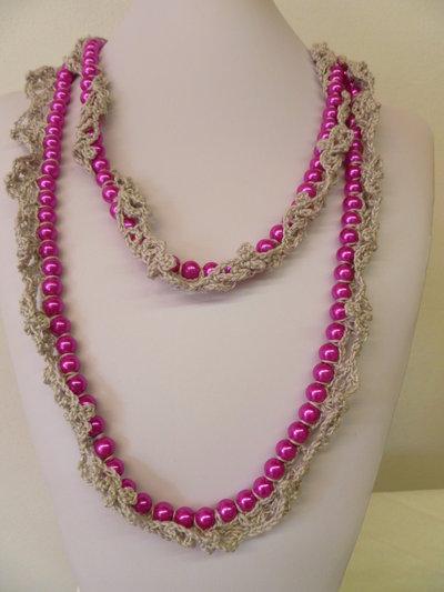 collana di perle