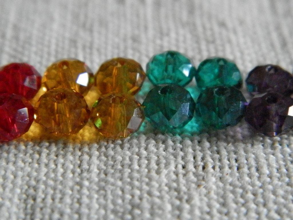 Perle in cristallo