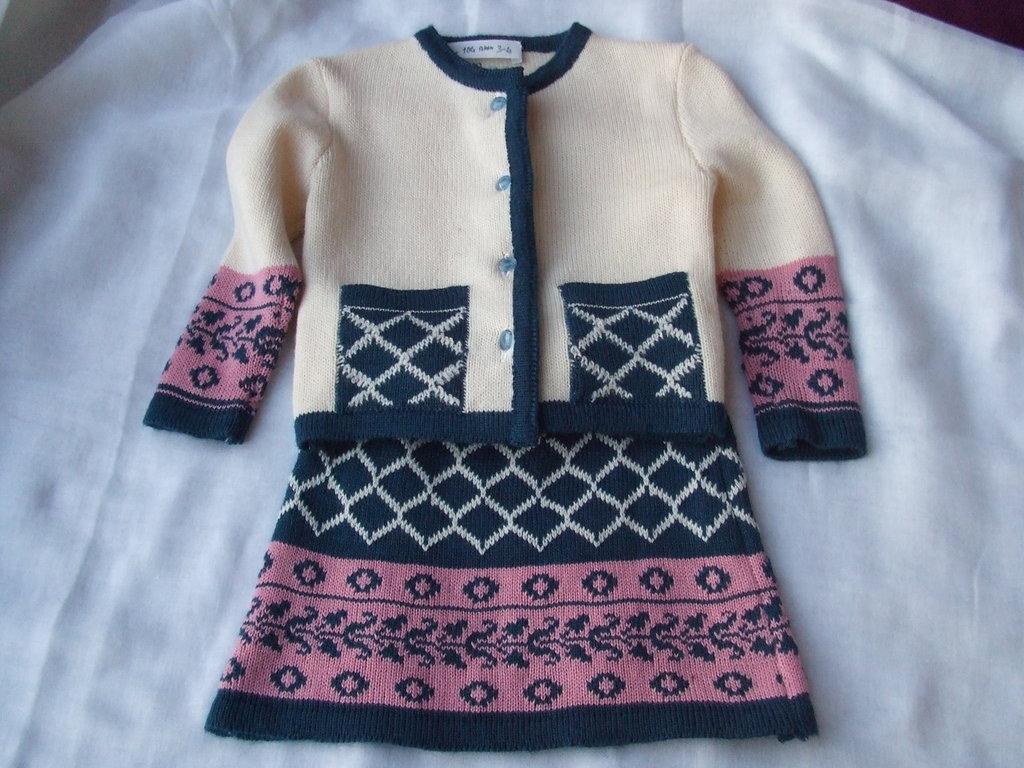 vestito bimba taglier