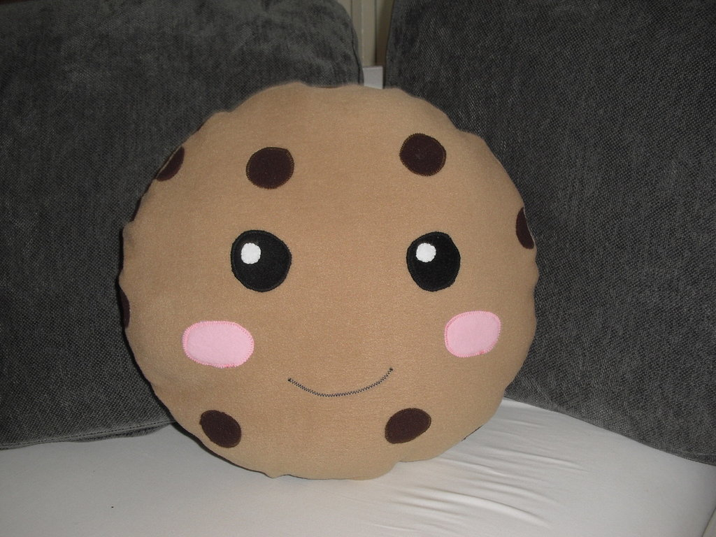 Cuscino cookie