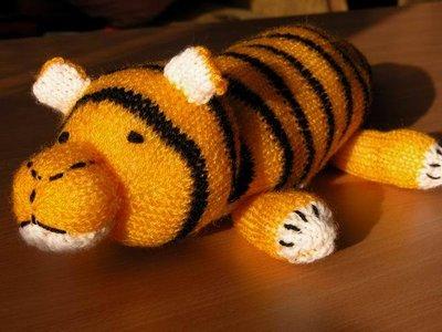 tigre di maglia