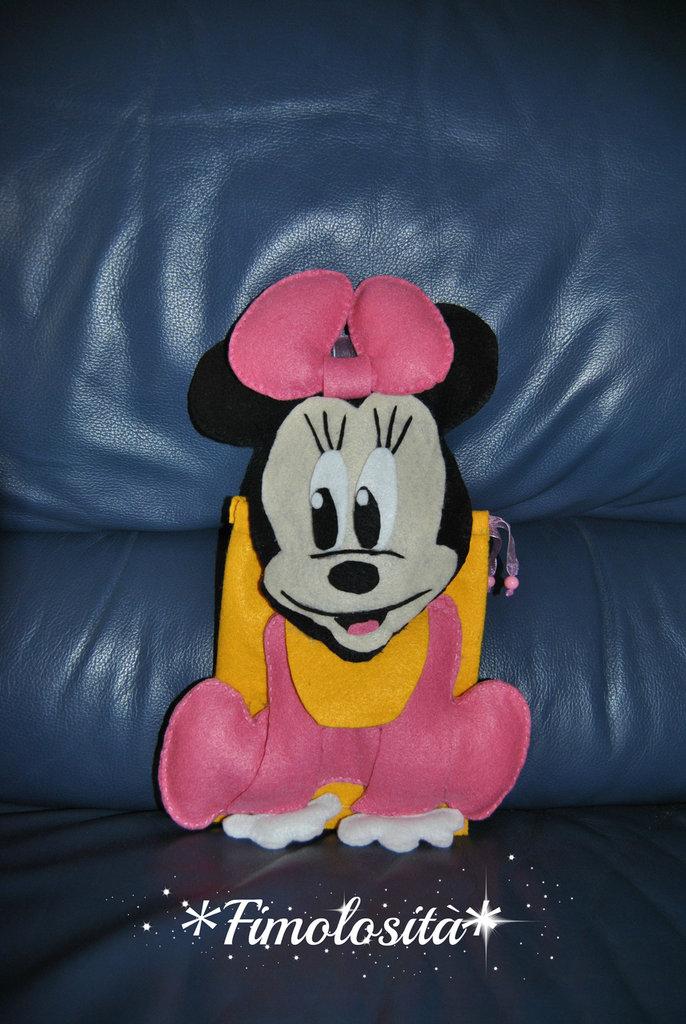 Porta pigiama o porta oggetti per bambini :) (SOLO SU RICHIESTA)