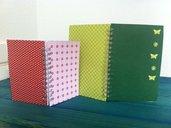 Block notes colorati