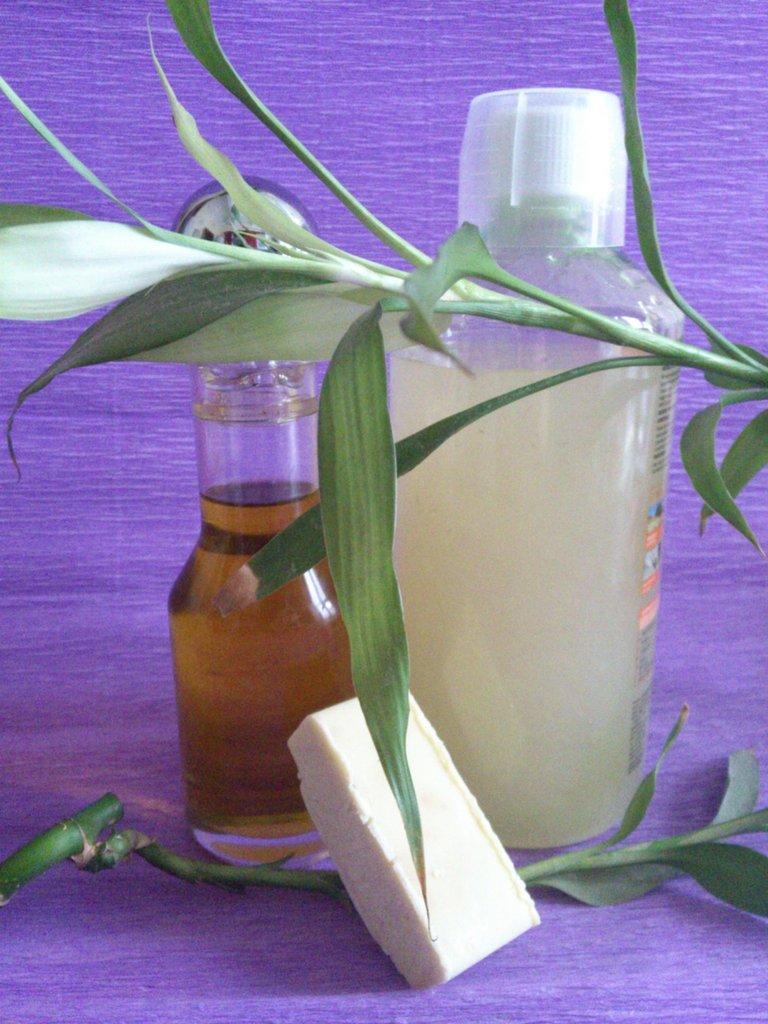Sapone all'aloe vera e olio di oliva, naturale al 100% delicato sulla pelle
